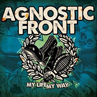 agnostic front - my life, my way LP #113311