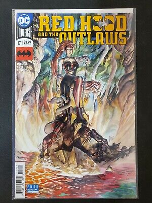 Red Hood and The Outlaws #2 Variant 2017 DC Comics 1st Printing VF//NM CBS069