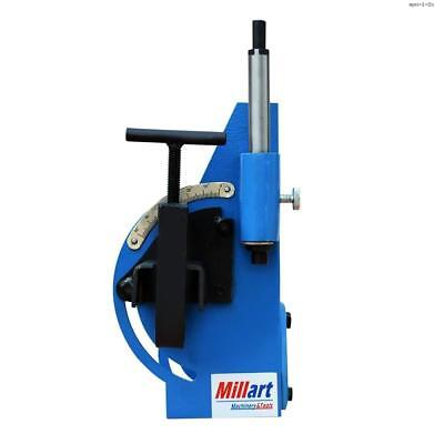 """Millart Hole Saw Pipe and Tube Notcher Up To 2"""" Diam 60 Degrees Machine"""