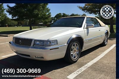 1999 Cadillac Eldorado ONLY 39K Miles, Super Nice, White Diamond, Clean C ONLY 39K Miles, Super Nice, White Diamond, Clean Carfax!