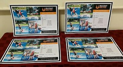 Gold Coast Wake Park Wakeboarding Cable Passes 1 hr Vouchers