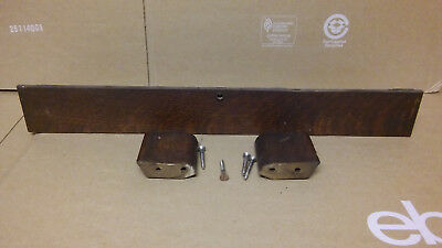 Antique Treadle Singer Sewing Machine Middle Drawer