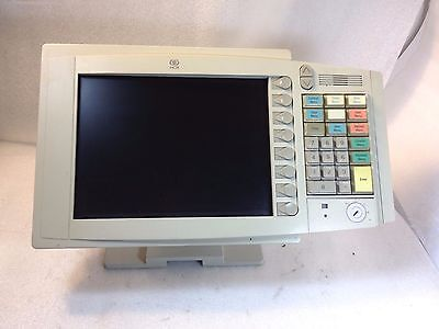NCR Class 5953 POS Screen Terminal W/Stand USED TESTED WORKING GENUINE