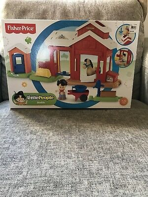 Little People Stable Set BRAND NEW IN BOX