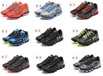 Hot Top Men's Under Armour Mens UA Scorpio Running Shoes Leisure shoe 9 Colour