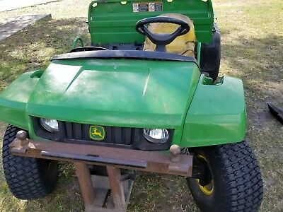 2010 John Deere Gator TS 4x2 5600 Hours. VERY used. Runs Fine.