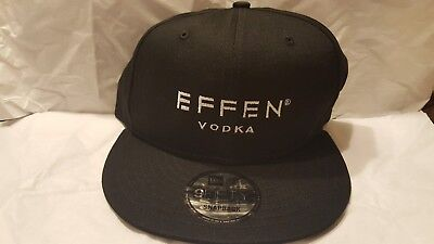 New Era Effen Vodka Hat