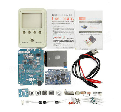 Original JYE Tech DSO-SHELL DSO150 15001K DIY Digital Oscilloscope Kit With Hous