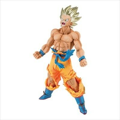 Dragon Ball Z Blood of Saiyans Son Gokou Figure Banpresto Japan