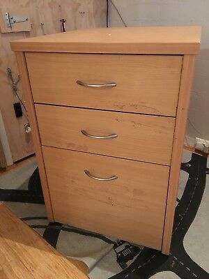 Office Drawers and Filing Cabinet