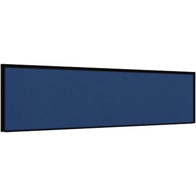 Stilford Professional Screen 1500 x 450mm Black and Blue