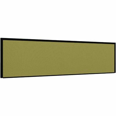 Stilford Professional Screen 1500 x 450mm Black and Green