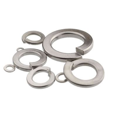 "STAINLESS STEEL SPRING WASHER DIN7980 ST//STEEL LOCK WASHER 16MM - 5//8/"" M16"