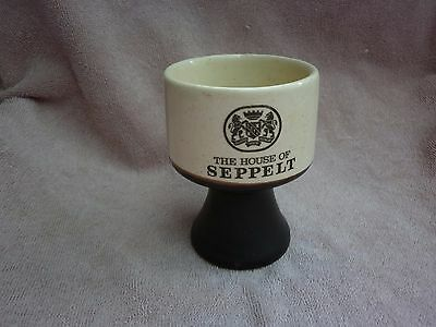Seppelts Winery Cup/chalice Ceramic Collectable Vintage  Seppelts Item