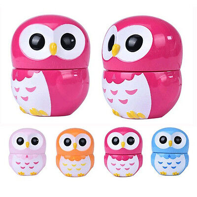 Owl Timer Mechanical Wind up 60 Minutes Kitchen Gadget Owlet Novelty