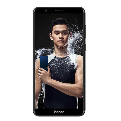 """Huawei Honor 7x 4G Smartphone GPS Android 7.0 5.93 """" 2.36ghz 4G+32G 16MP"""