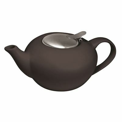 Avanti - Amylia Ceramic Teapot 750ml Matte Black