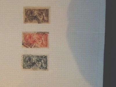 Stamps Of Great Britain