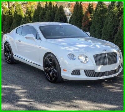 2013 Bentley Continental GT  2013 Used Turbo 6L W12 48V Automatic AWD
