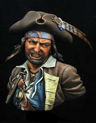 Pirate | Bust | RESIN KIT 1/10 | Free Shipping Worldwide | 249
