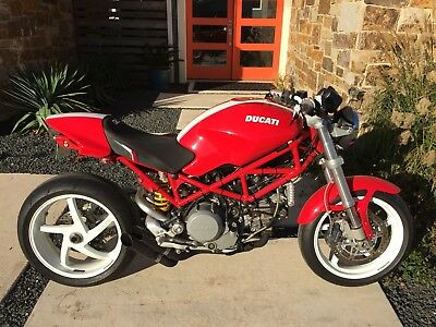 2006 Ducati Monster  2006 Ducati S2R 800 Monster - UPGRADES