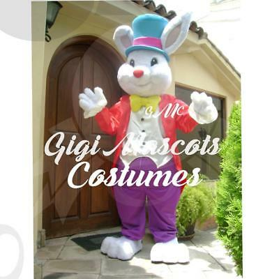 Professional Easter Bunny Mascot Costume And Many More