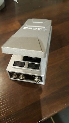 boss fv30 volume pedal