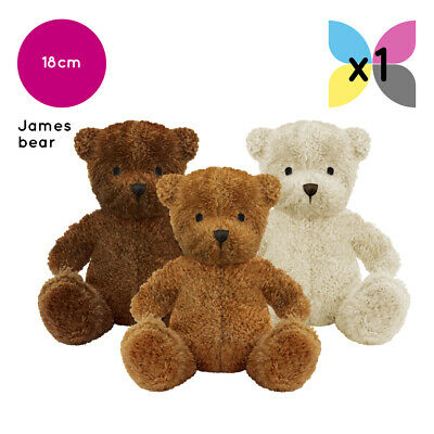 Naked James Teddy Bear Soft Toys Wholesale Without Clothing Plain