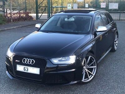 Audi RS4 4.2 FSI ESTATE S Tronic quattro 5dr PANORAMIC ROOF SPORTS EXHAUST FASH