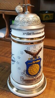 10th Tactical Recon Wing US Airforce 53 -56 Stein Germany Hugo Schmidt   koblenz