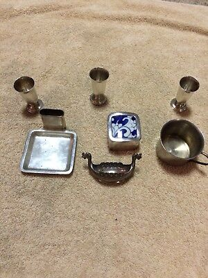 Sterling Silver 950 Silver Mixed Lot 260 Grams 9+ Ounces Scrap Or Not 24 Hour