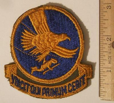 Genuine Ww2 Us Army Air Forces Airborne Troop Carrier Command Cut Edge Patch Tab