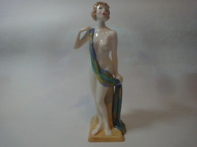 "ROYAL DOULTON Archives The Bathers Collection Figurine ""BATHING BEAUTY"" HN4399"