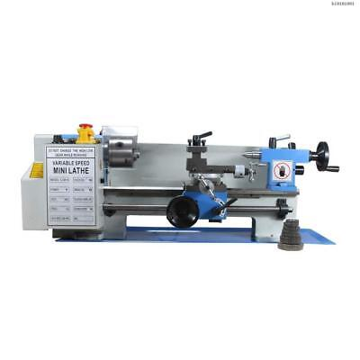 "Bodee Benchtop 7"" × 12"" Mini Metal Lathe Spindle Bore 25/32''"