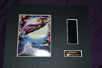 PETER PAN 2 ~ RETURN TO NEVERLAND Limited Edition Film Cell  3/200 ** Christmas