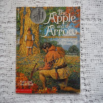 The Apple and the Arrow by Mary Buff and Conrad Buff (1974, Paperback, Sonlight