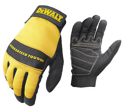 DEWALT DPG20 All Purpose Synthetic Leather Glove  (LARGE)...FREE SHIPPING