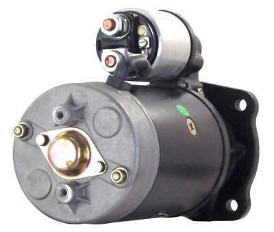 New Starter Motor Fits Deutz Marine Engine F3L912 2.8L F4L912 3.8L 0-001-369-014