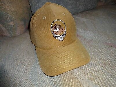 Grateful Dead Embroidered Cap Hat Dead & Company Cap Furthur Cap Baseball Cap