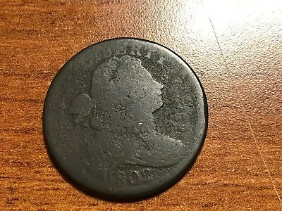 1802 Draped Bust Large Cent - Nice- $37.50