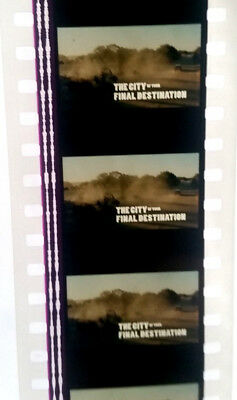 CITY OF YOUR FINAL DESTINATION .35mm trailer. Anthony Hopkins, Laura Linney