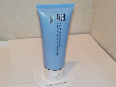 Thierry Mugler Angel Perfume Body Lotion 35 Oz Tube Great For