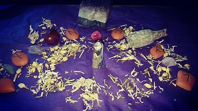 Metaphysical charmspell Talisman for Blessings