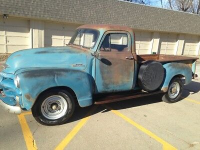 1954 Chevrolet Other Pickups VERY CLEAN SOLID TRUCK 1954 CHEVY PICKUP AWESOME PATINA NO RESERVE !
