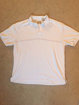 Hobie Surf Vintage Polo Shirt Size L Super Soft
