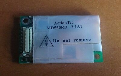 ActionTec Modem Card Green 3.1A OF802 Dell 249611501A MD560RD