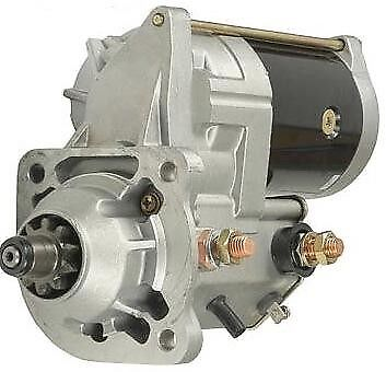 New 12V Cw 10T Starter Fits Caterpillar Marine Engine 3114 3116 3176 2280004220