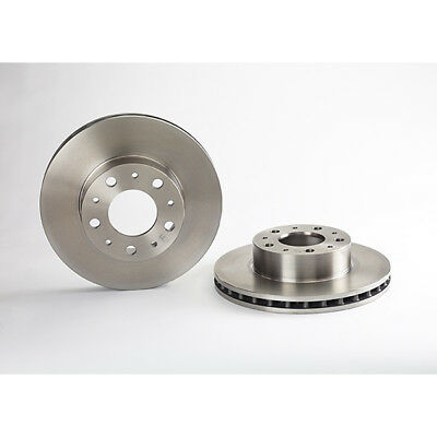 AUTO-TRAIL APACHE 632 634 09.A235.20 Front Brake Discs 280mm Vented by Brembo