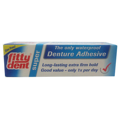 Fitty Dent Super Denture Adhesive 40g