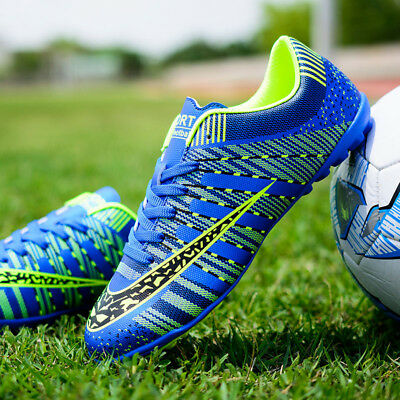 Men's Soccer Cleat  Football Sneakers Indoor  TF Trained Soccer Shoes Fashion